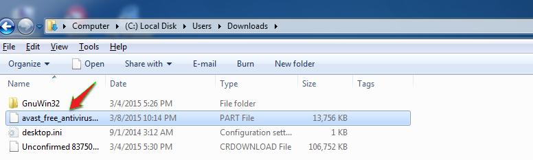 Repair & Recover CRDOWNLOAD File in Google Chrome Downloads
