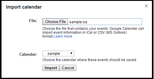 Repair ICS file to Fix iCalendar( ics) Errors